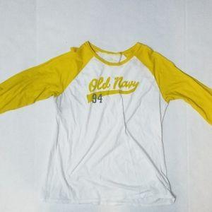 Old Navy Long sleeve Tee XL